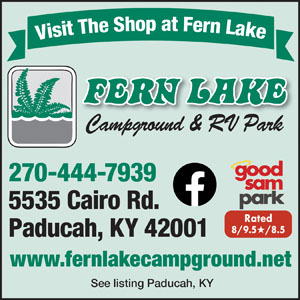 Paducah Kentucky Rv Parks Paducah Campgrounds Rv