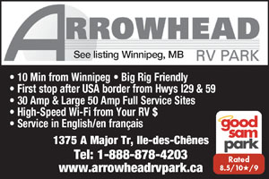 Rv Parks In West Hawk Lake Manitoba West Hawk Lake