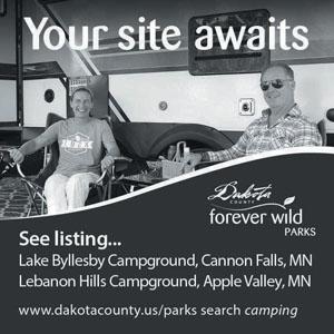 RV Parks in white bear lake, Minnesota   white bear lake