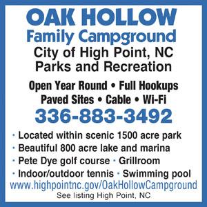 Rural Hall North Carolina RV Parks