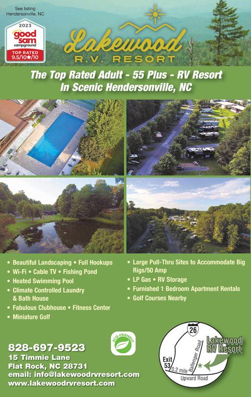 Brevard North Carolina Rv Parks Brevard Campgrounds Rv