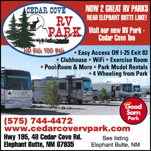 Rv Parks In New Mexico New Mexico Campgrounds Good Sam
