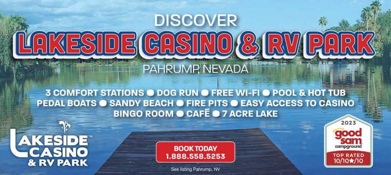 Rv Parks In Pahrump Nevada Pahrump Nevada Campgrounds