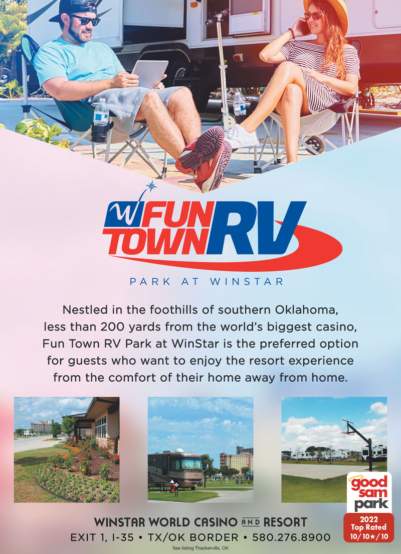 Campgrounds And RV Parks Search Results