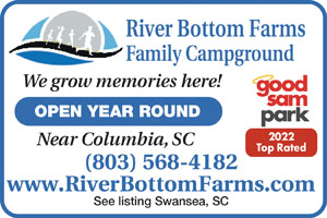 Rv Parks In Sumter South Carolina Sumter South