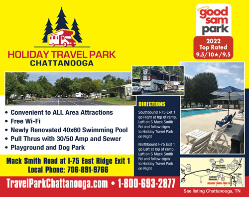 Make Our Park Your Home While You Re Live Civil War History Visit The Worlds Largest Freshwater Aquarium Or Ride Incline Railroad