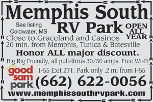 Hollywood Casino Campground Mississippi