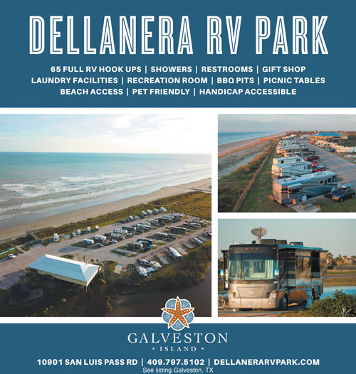 Rv Parks In Galveston Texas Galveston Texas Campgrounds