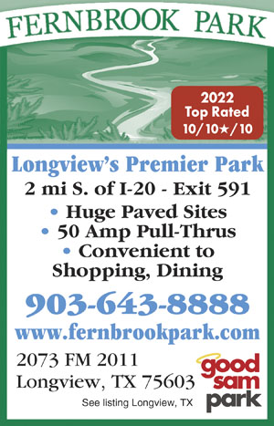 Rv Parks In Texas Texas Campgrounds Good Sam Club