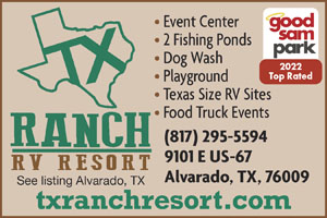Rv Parks In Fort Worth Texas Fort Worth Texas Campgrounds