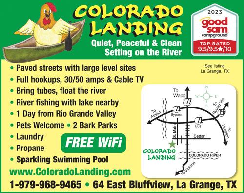 Giddings Texas Rv Parks Giddings Campgrounds Rv