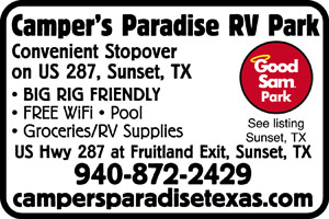 Wichita Falls Texas Rv Parks Wichita Falls Campgrounds