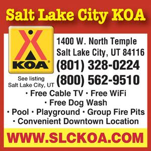 Rv Parks In Layton Utah Layton Utah Campgrounds
