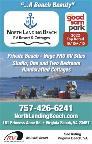 RV Parks in Virginia | Virginia Campgrounds | Good Sam Club