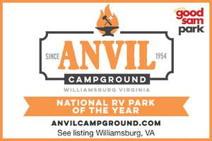 Newport News Virginia RV Parks
