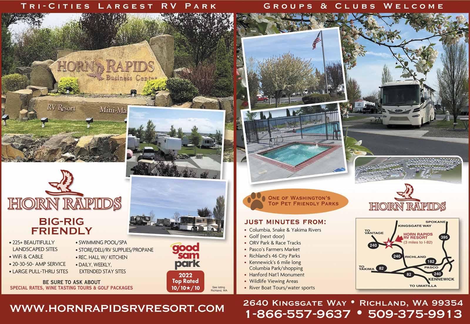 RV Parks in richland, Washington | richland, Washington