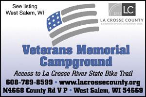 La Crosse Wisconsin Rv Parks La Crosse Campgrounds Rv