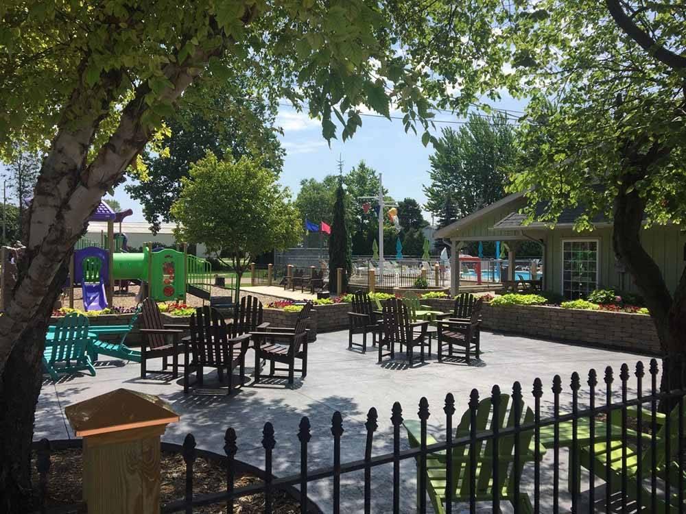 Cedarlane Rv Park Port Clinton Campgrounds Good Sam Club