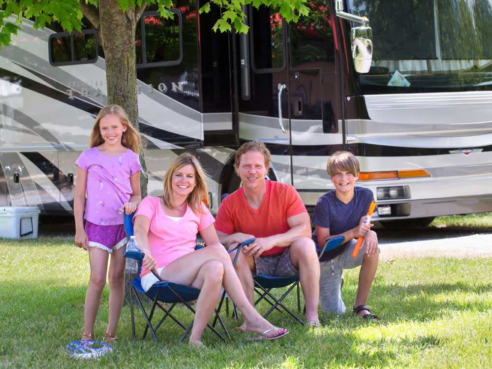 Full hook up campgrounds in indiana