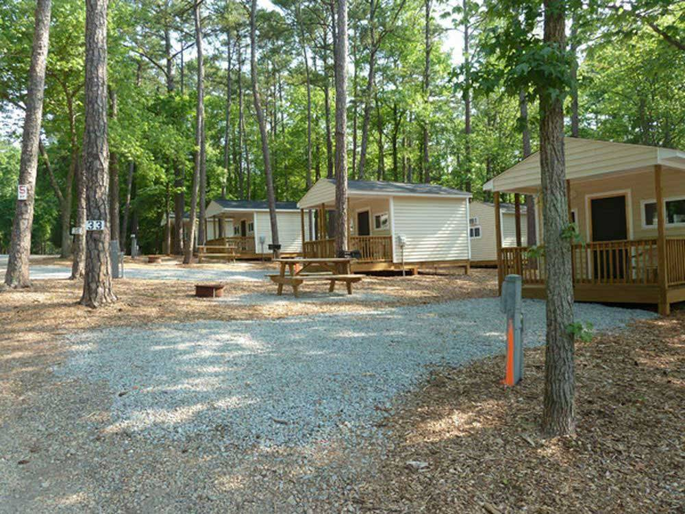 lake gaston americamps bracey campgrounds good sam club