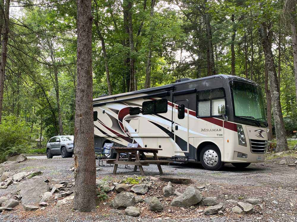MOUNTAIN VISTA CAMPGROUND at STROUDSBURG PA