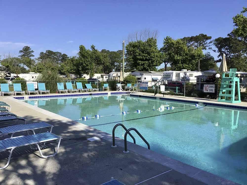 Toms Cove Park Chincoteague Campgrounds Good Sam Club