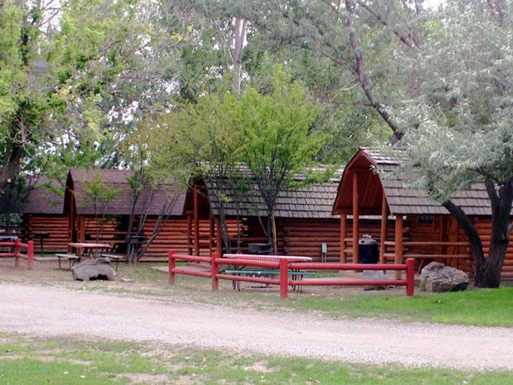 Snake river rv park and campground idaho falls id rv for Camp sites with cabins