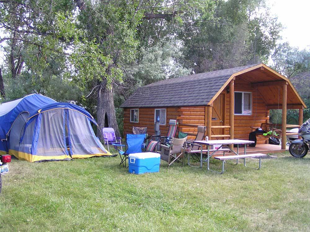 Deer Park Buffalo Wy Rv Parks And Campgrounds In