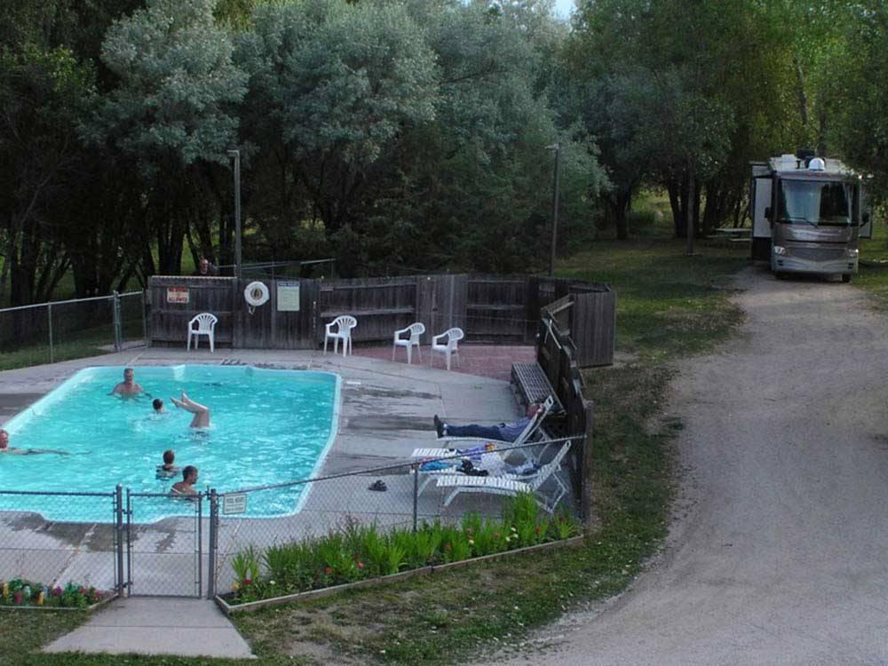 Deer Park Buffalo Campgrounds Good Sam Club