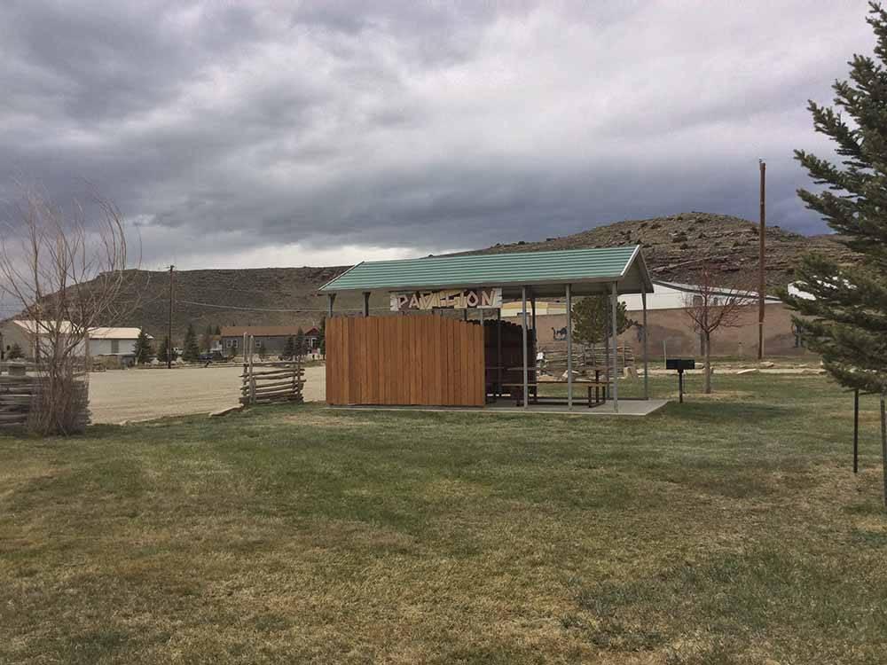 Western Hills Campground Rawlins Campgrounds Good Sam Club