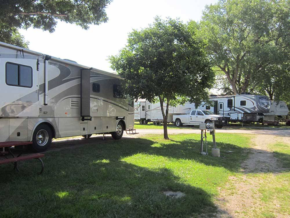 Holiday Rv Park Campground North Platte Campgrounds