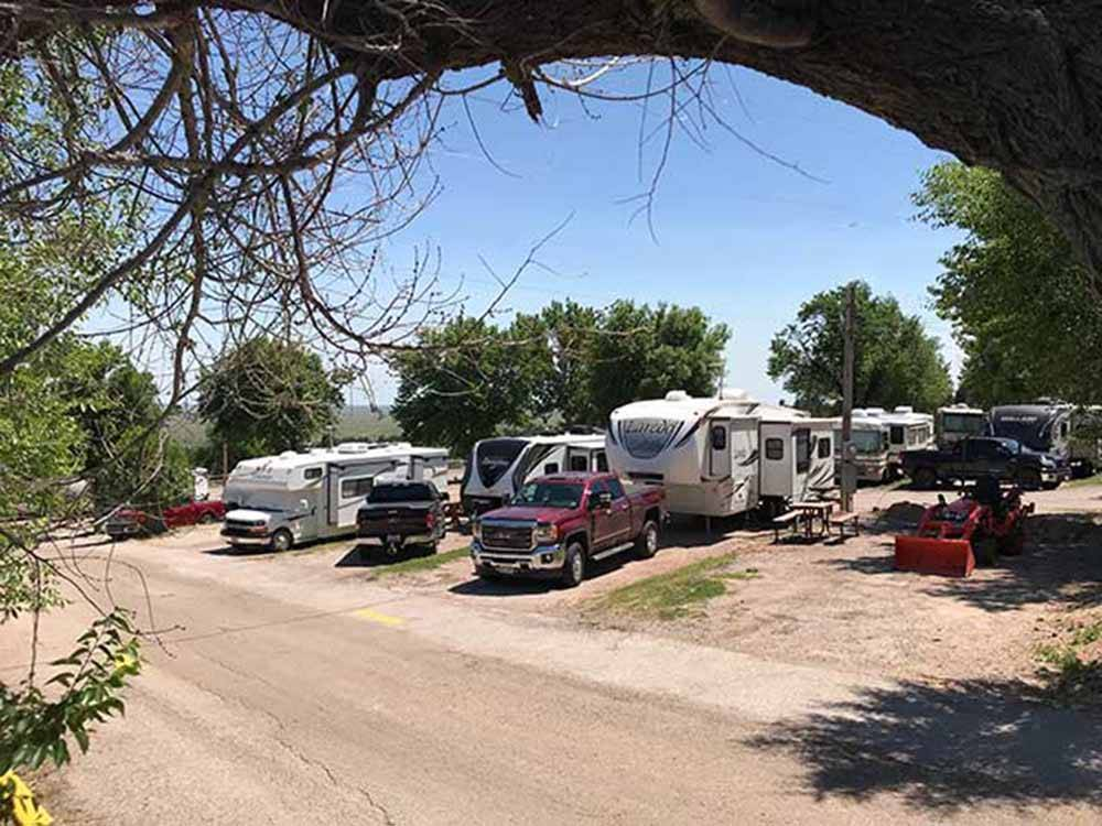 Rapid City Rv Park And Campground Rapid City Sd Rv