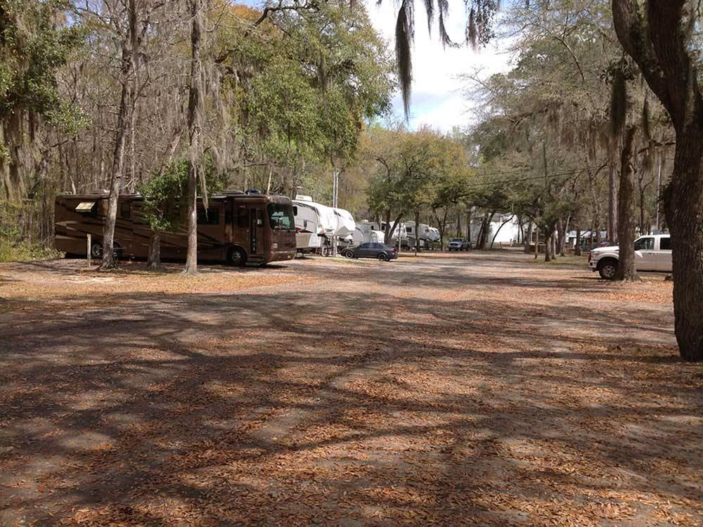 Savannah oaks rv resort savannah ga rv parks and for Trailer rental savannah ga