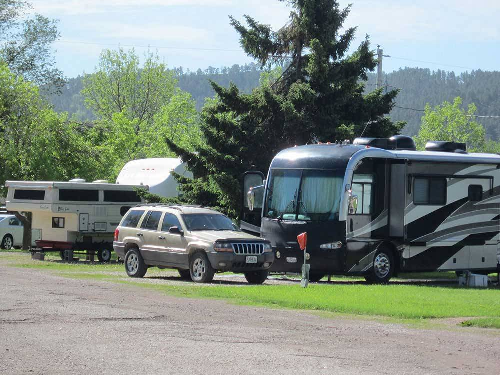 Happy Holiday Resort Rapid City Campgrounds Good Sam Club