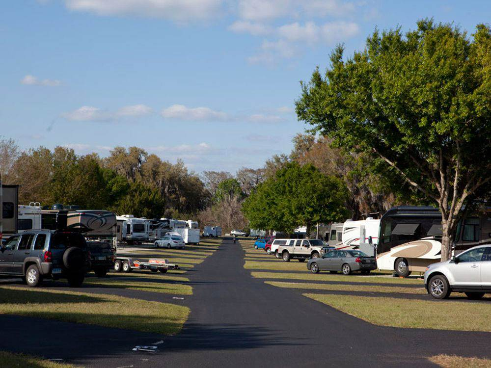 Grand Lake Rv Amp Golf Resort Citra Fl Rv Parks And