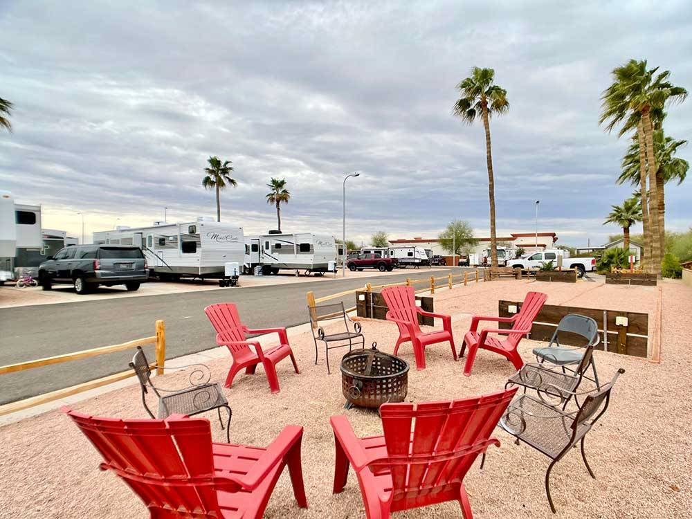 Silver Sands Rv Resort Mesa Campgrounds Good Sam Club