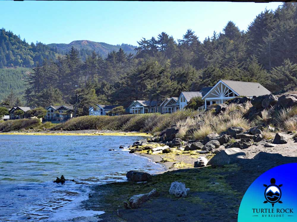 Turtle Rock Rv Resort Gold Beach Or Rv Parks And