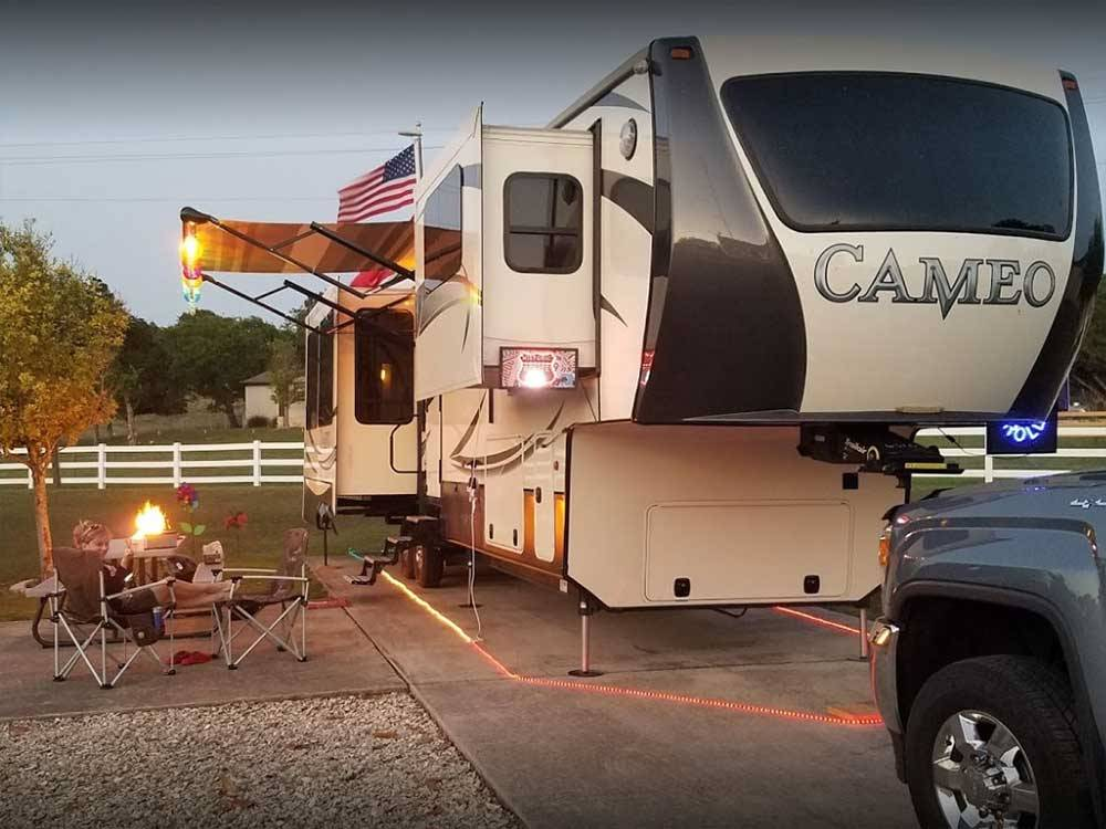 Buckhorn Lake Resort Kerrville Campgrounds Good Sam Club