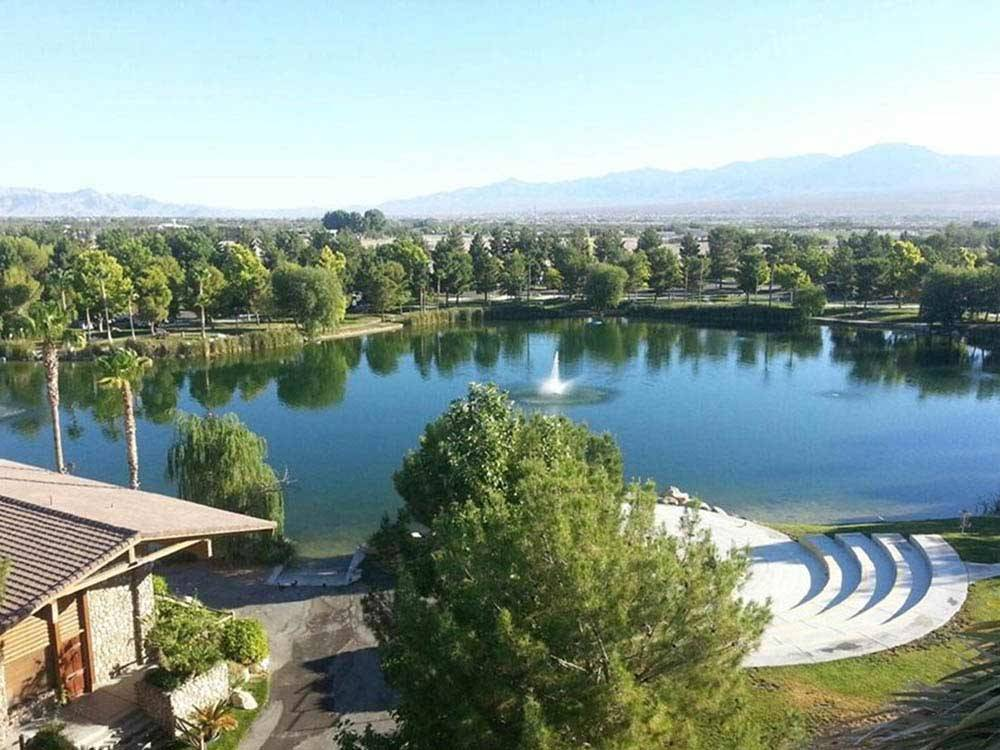 LAKESIDE CASINO RV RESORT At PAHRUMP NV