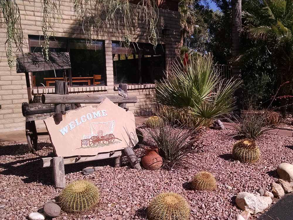 BLACK CANYON RANCH RV RESORT at BLACK CANYON CITY AZ