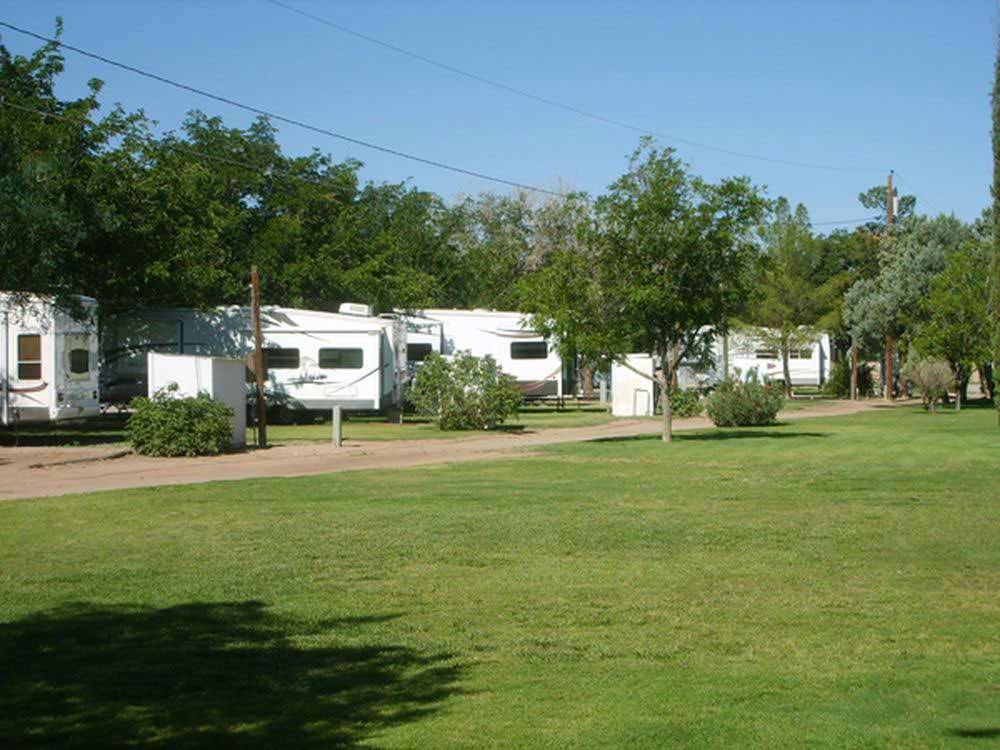 SUNNY ACRES RV PARK At LAS CRUCES NM