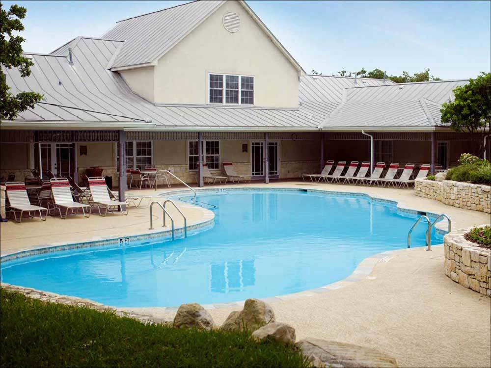 Blazing Star Luxury Rv Resort San Antonio Campgrounds