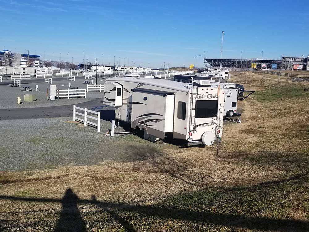 Camping World Racing Resort Concord Campgrounds Good