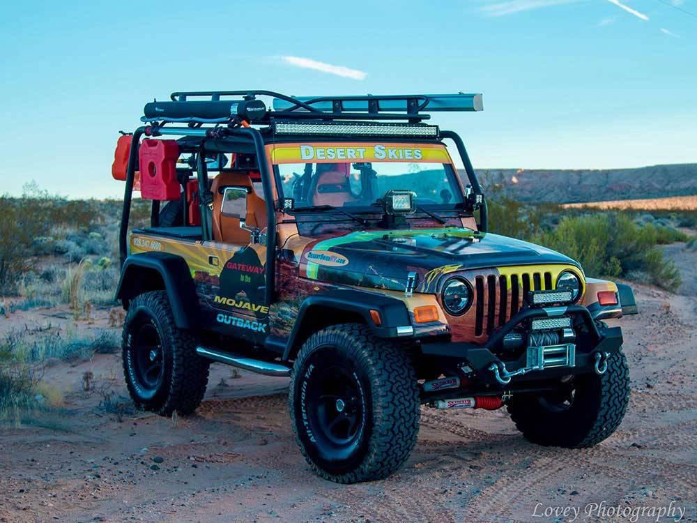 Desert Skies Rv Resort Mesquite Campgrounds Good Sam Club