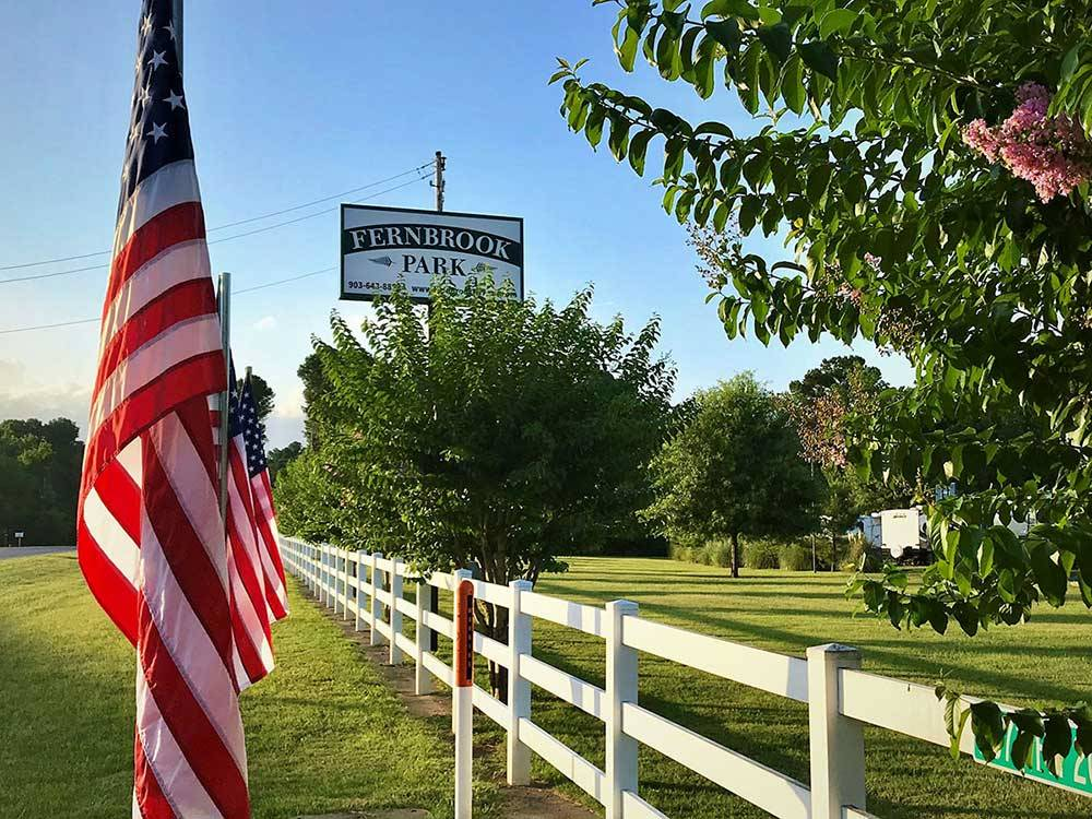 Fernbrook Park Longview Tx Rv Parks And Campgrounds