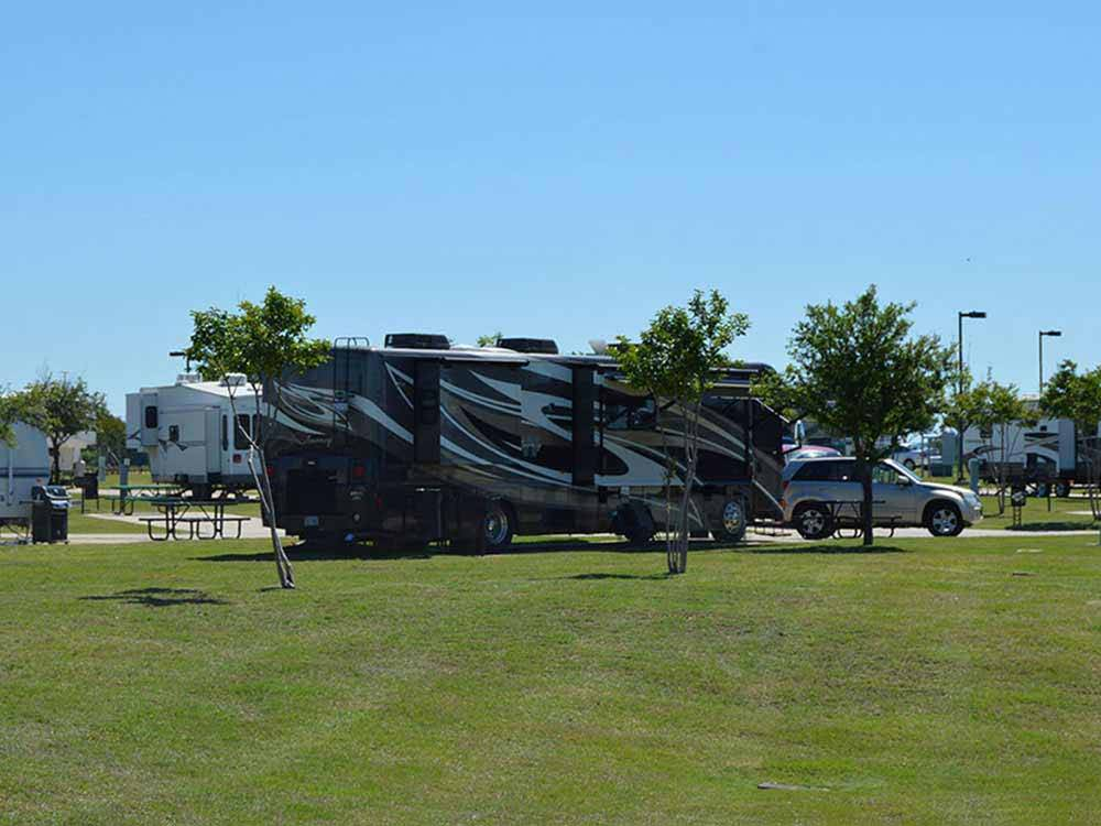 Fun Town RV Park at WinStar | Thackerville, OK - RV Parks and