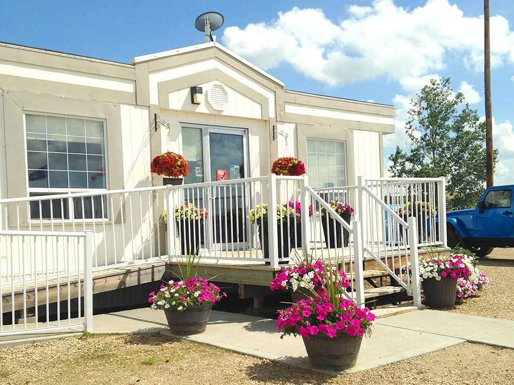 CAMROSE EXHIBITION TRAIL RV PARK at CAMROSE AB