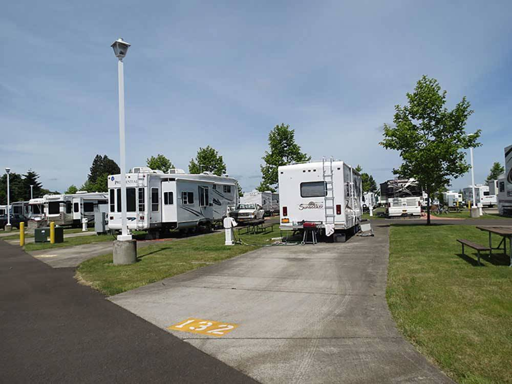 Hee Hee Illahee Rv Resort Salem Or Rv Parks And