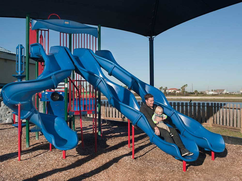 Dellanera Rv Park Galveston Tx Rv Parks And