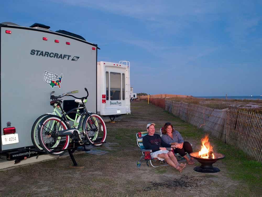 Dellanera RV Park - Galveston campgrounds | Good Sam Club